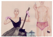 """Dawn Black 