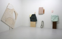 "Installation view of ""The Shape of Things to Come"""