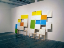 Judy Rushin | Installation view of Modular series. Image courtesy of the artist.