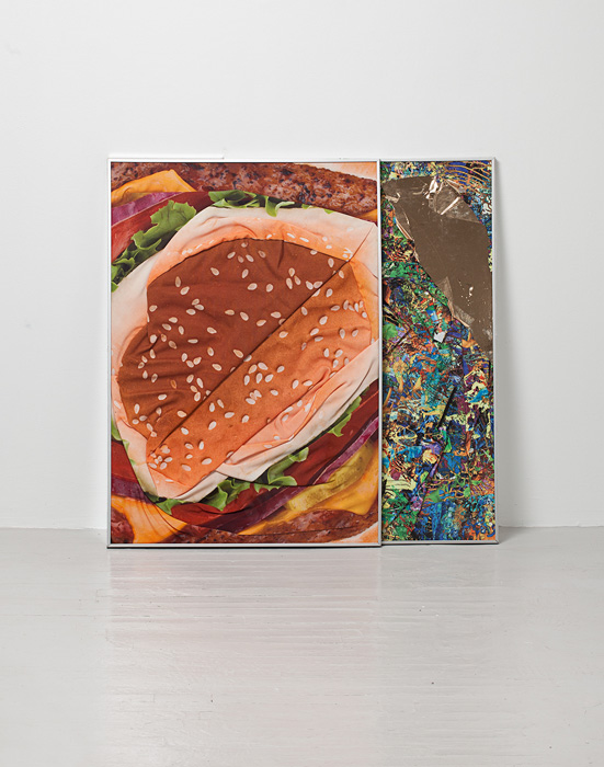 "Alex Da Corte. ""Coleslaw"" 