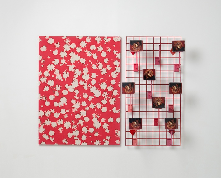 "Alex Da Corte. ""Velvetteen (Wilson Kelvin McQuaid)"" 