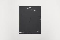 Sean Talley | AIILCI, 2013. Graphite powder on paper. 14 x 11 inches