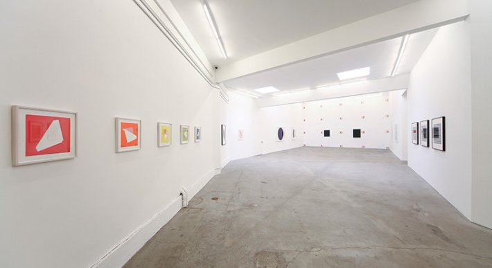 Zero to One on Paper, July 2 – August 21, 2015, Installation view: Ratio 3, San Francisco, Courtesy of the gallery