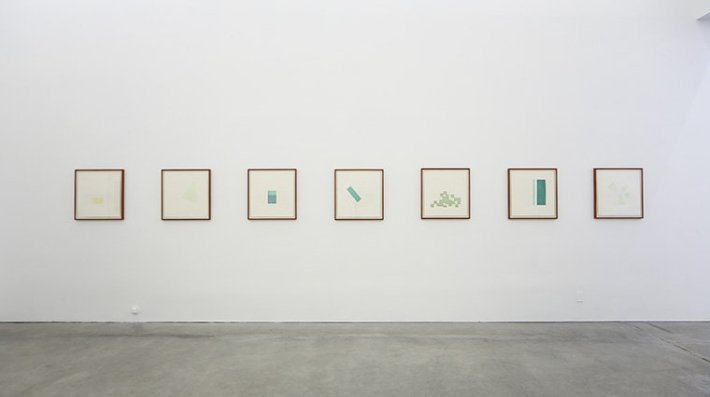 Zero to One on Paper, July 2 – August 21, 2015, Installation view: Ratio 3, San Francisco, Courtesy the artist(s) and Ratio 3, San Francisco